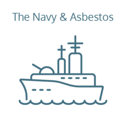 Navy and asbestos Shepard Law Firm
