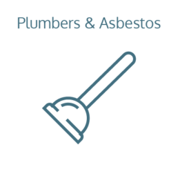 Plumbers and asbestos Shepard Law Firm