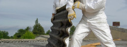 Roofer Asbestos Exposure
